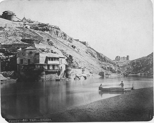 Casa del Diamantista a finales del siglo XIX. Fotografía de Casiano Alguacil.