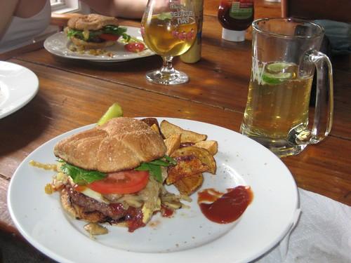 Buffalo Burger #1