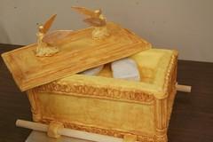 inside the ark...