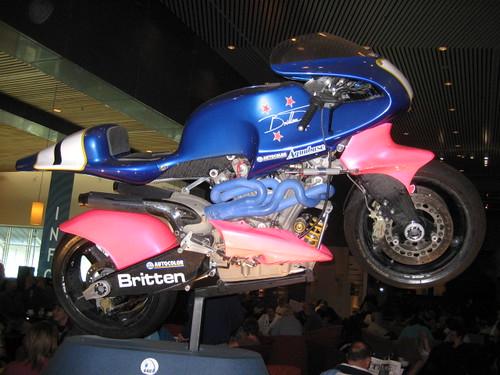 The Britten Bike