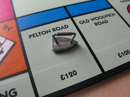 Pelton Road with Iron