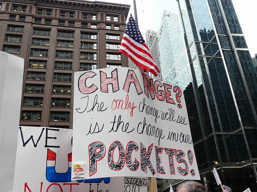 Change in our Pockets