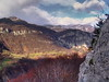 Herculane from Tasna gorges (AragianMarko) Tags: landscape autum romania caras toamna hdr banat sonydscf828 cerna mehedinti landshaft baileherculane domogled tesnei tasnei cernavaley