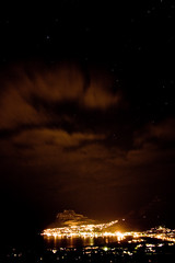Stars over the Sentinel (Axel Bhrmann) Tags: cloud clouds stars southafrica harbor harbour roadtrip capetown cape yola houtbay n1 tiltshift roadtrip1 blackmagic 10millionphotos tenmillionphotos unlimitedphotos axelbhrmann viewwithblackmagic axelbcoza fairestcapetownyolaazxelb9 axelcozayolacapetown16