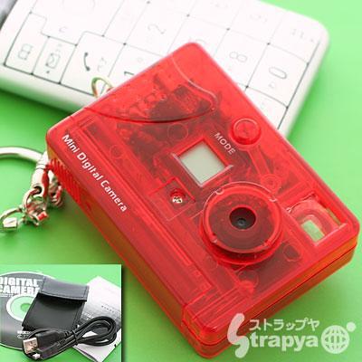 ストラップになる小さなデジタルトイカメラ : Gizmodo Japan(ギズモード・ジャパン), ガジェット情報満載ブログ