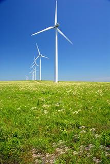 Turbines In Line