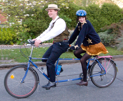 Tandem to the Prom