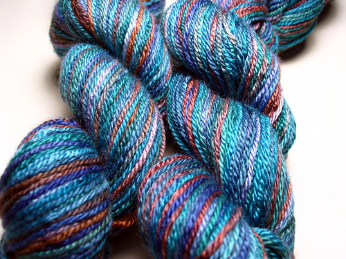 Ellen's 1/2 Pint Farm merino/silk