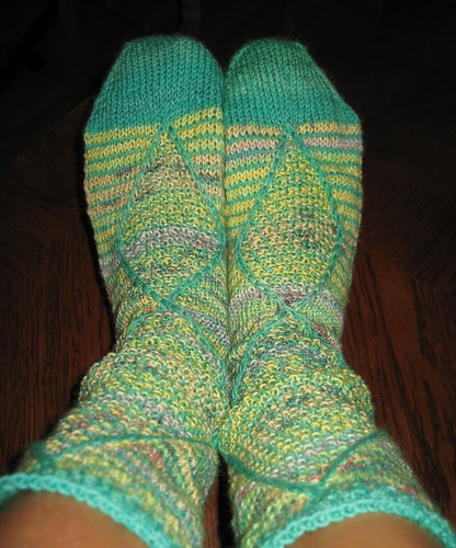 Round 4 - sockmadness