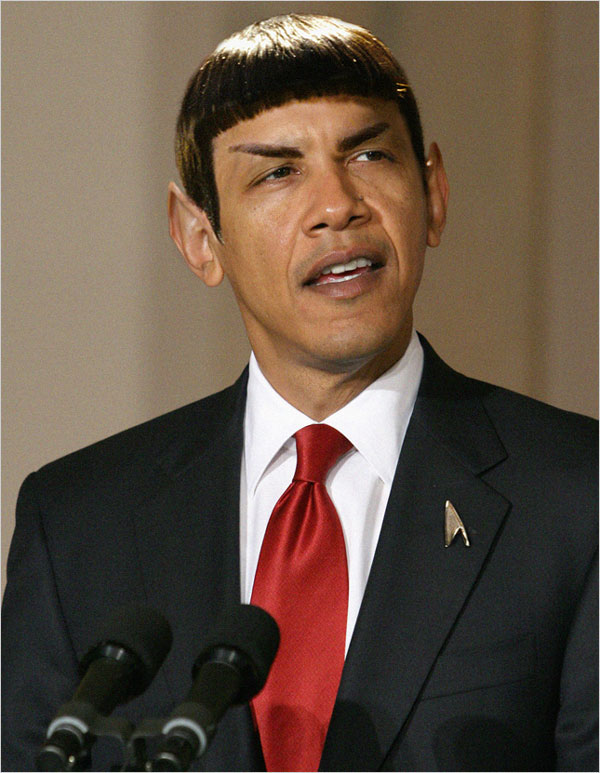 Thumb Barock = Barack Obama + Spock de Star Trek
