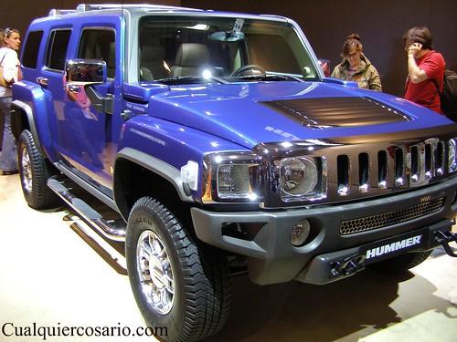 Salón del Automóvil Barcelona 2009 - Hummer (I)