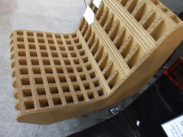 £450 cardboard chair...woo