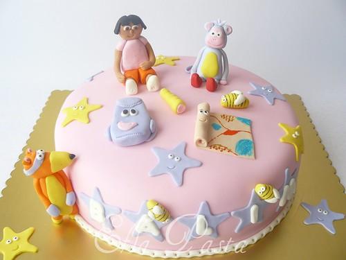 Dora Cake 1