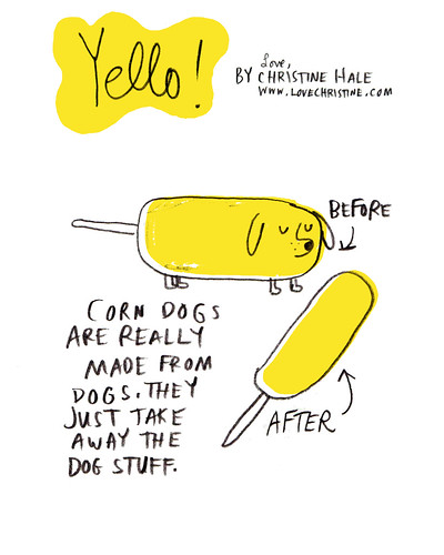 Yello! Corn Dog