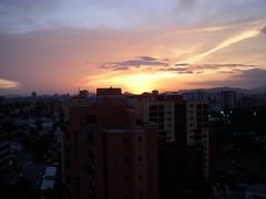 Crepúsculo Barquisimetano