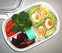 may 09 veggie bento
