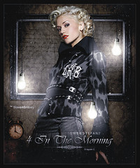 Slave4Britney [Gwen Stefani - 4 In The Morning] Dedicated to: Brayan E. (© Omar Rodriguez V.) Tags: fashion dark lights glamour escape sweet spears 4 glam gwen omar britney rodriguez stefani mornin slave4britney