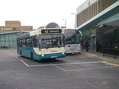 Arriva Essex 3433 (gbenviro200) Tags: pointer dennis essex arriva 4a plaxton dartslf r313ngm