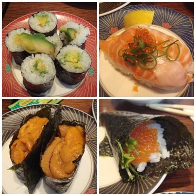 Sushi@Hanaichi