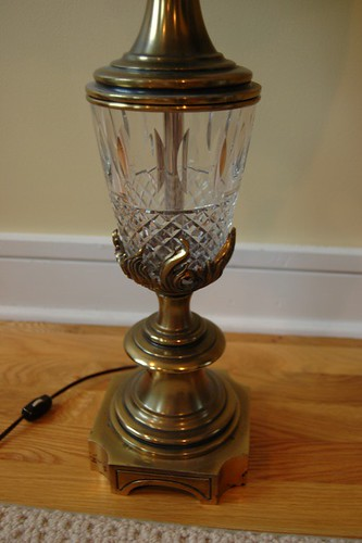 Vintage Stiffel Lamp Base