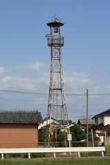 早俣の火の見櫓(東松山市)