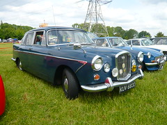 1966 Wolseley 6/110 MkII ADO53 (Trigger's Retro Road Tests!) Tags: photos 1966 essex 2009 colchester rallye olde tyme mkii wolseley 6110 aldham ado53