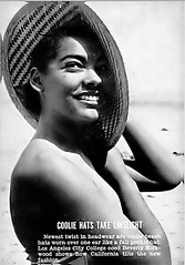 Los Angeles Model Beverly Kirkwood - Jet Magazine, October 3, 1952 (vieilles_annonces) Tags: old people usa black history vintage magazine print scans fifties photos african negro retro ephemera nostalgia photographs american 1950s americana colored 50s magazines articles folks oldphotos civilrights newsclipping blackhistory 1952 vintagephotos africans africanamericanhistory negroes peopleofcolor vintagephotographs vintagemagazine coloredpeople negrohistory coloredfolk blacknews