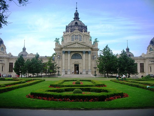 Budapest in Hungary - City Park #4
