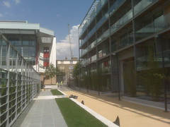 Highbury Square (EG Focus) Tags: emirates highbury arsenal clockend highburysquare danielcunningham