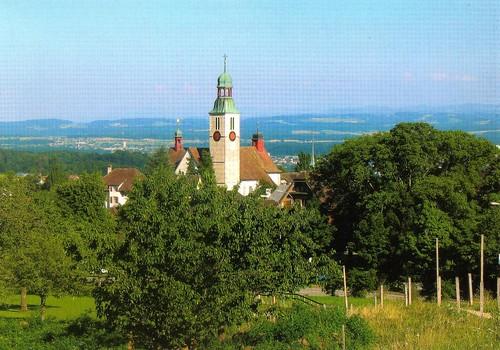 Wallfahrtskirche Oberdorf SO