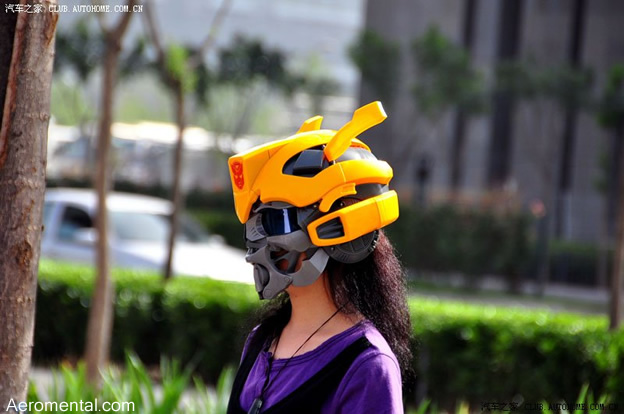 Transformers 2 máscara Bumblebee