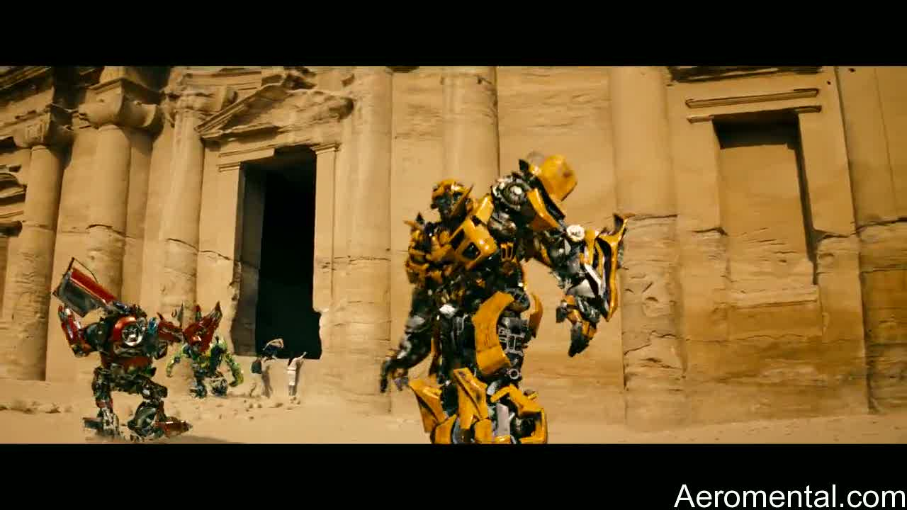 Transformers 2 Templo