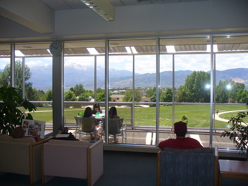 Pikes Peak Library District, East Librar by joshua m. neff, on Flickr