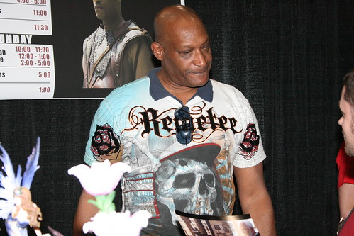 Tony Todd creeps me out