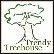 the trendy treehouse