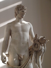 Antinous (rgrant_97) Tags: sculpture berlin statue museum youth greek hadrian pergamon antinous