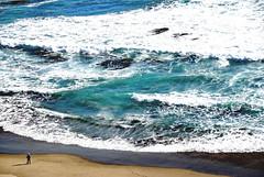 Alguna Playa al Sur de Corral.       Some beach south of Corral (CabreraLetelier) Tags: chile sea beach mar playa niebla oceano valdivia oceanopacifico 18200mmf3556gvr d80 regiondelosrios nikond80