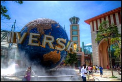 3D2N Universal Studios Singapore® package (May- October 2010)