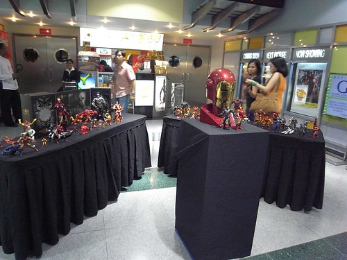 ironman2 displays