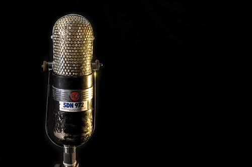 RCA Microphone