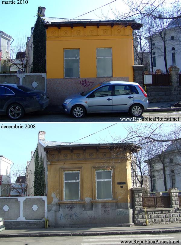 Casa pe strada Take Ionescu - 2
