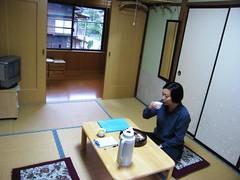 Minshuku - Tsumago, Japan