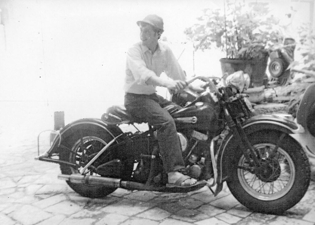 John McCarthy Jnr, Rimini, Italy, 1967