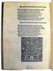 Printer's device from Michael Scotus: Expositio super auctorem spherae