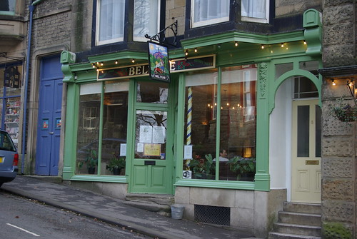 Beltane Cafe Bar, Buxton. Renamed 53 Degrees North