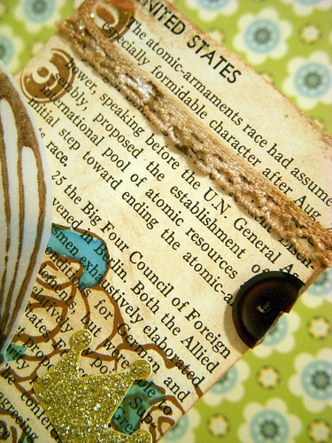 Butterfly Wing ATC Detail 2