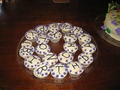 Cupcakes by Alexandra