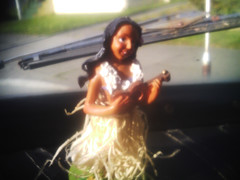 hula in car (fervus) Tags: camera color digital lens toy mod quality fine ez fx vignette yashica takashi 5mp holgaesque 521 toydigital 12mp ezf521 f521