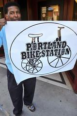 Portland Bike Station-2