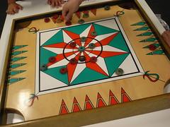 闘球盤(カロム)